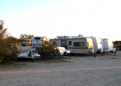 RV Storage Area #1